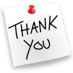 Thank-you-pinned-note